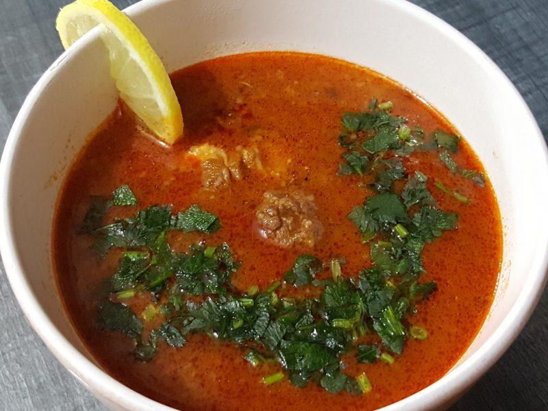 Frike soup