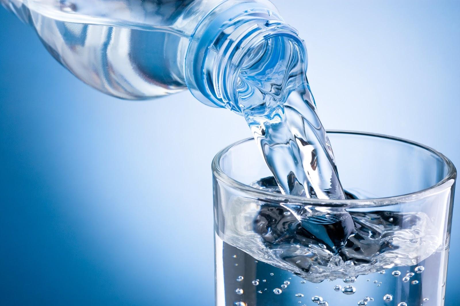 فوائد الماء الدافيء